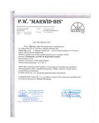 Referencje Marwid-bis (2011) - zdjęcie