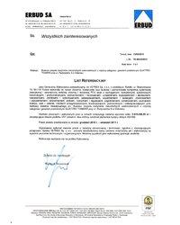 Referencje - Erbud SA (2011) - zdjęcie