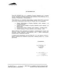 Referencje - P.B Projekt (2006) - zdjęcie