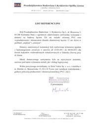 Referencje - RAI (2011) - zdjęcie