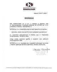 Referencje - GDI Konsultant (2005) - zdjęcie