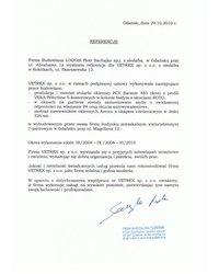 Referencje - Loggia (2010) - zdjęcie