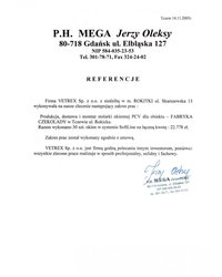 Referencje - MEGA (2005) - zdjęcie