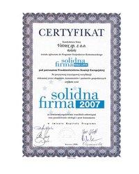 Solidna Firma (2007) - zdjęcie
