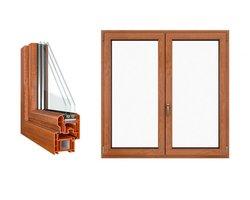 Okno PCV Impressive Line 70 O - zdjęcie