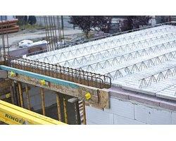 Zespolony strop gęstożebrowy VECTOR 60/15 - zdjęcie