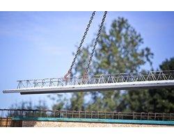 Zespolony strop gęstożebrowy VECTOR 60/20 - zdjęcie