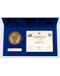 Złota Odznaka Honorowa SITPMB - zdjęcie