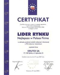 Lider Rynku - Najlepsza w Polsce Firma - zdjęcie