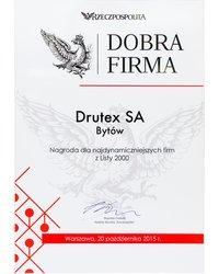 Lista 2000 - DOBRA FIRMA - zdjęcie
