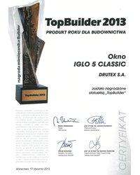 Top Builder 2013 IGLO5 CLASSIC - zdjęcie