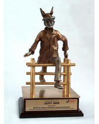 Złoty Oxer - nagroda gospodarcza - zdjęcie