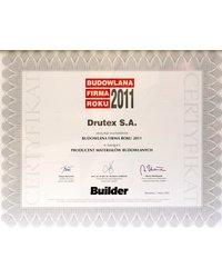 Builder - Budowlana Firma Roku 2011 - zdjęcie