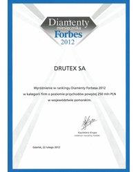 Diamenty Forbes 2012 - zdjęcie