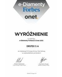 e-Diamenty Forbes & onet.2012 - zdjęcie