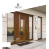 Drzwi PVC Iglo - zdjęcie
