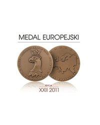 Medal Europejski 2011 - zdjęcie