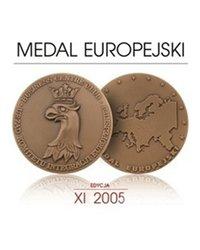 Medal Europejski 2005 - zdjęcie
