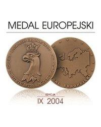 Medal Europejski 2004 - zdjęcie
