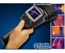 Kamera termowizyjna ThermaCAM E320 - zdjęcie