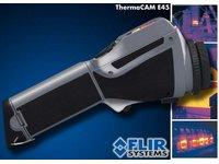 Kamera termowizyjna ThermaCAM E45 - zdjęcie