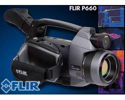 Kamera termowizyjna FLIR P660 - zdjęcie