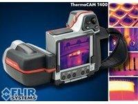 Kamera termowizyjna ThermaCAM T400 - zdjęcie