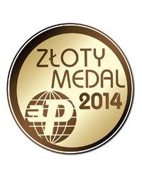 Złoty Medal - INSTALACJE 2014 - zdjęcie