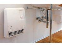 Elektryczne grzejniki łazienkowe ścienne EF/EF TI - zdjęcie