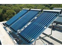 Sprzedaż i montaż baterii słonecznych, kolektorów słonecznych, instalacji solarnych - zdjęcie