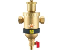 WITA® - Trap Separator osadów, magnetyczny filtr przepływowy - zdjęcie