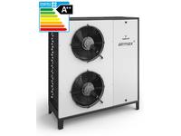 Pompa ciepła powietrzna do c.o. i c.w.u. Airmax² 6 - 15 GT - zdjęcie