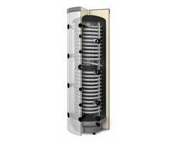 Zbiornik akumulacyjny warstwowy Multi-Inox z wężownicą nierdzewną - zdjęcie