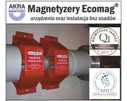 Magnetyzery Ecomag do wody - zdjęcie