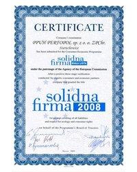 Solidna Firma 2008 - zdjęcie