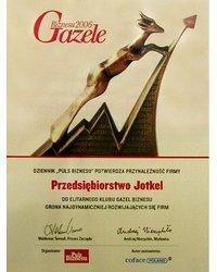 Gazele Biznesu 2006 - zdjęcie