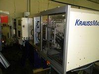 Wtryskarka KRAUSS MAFFEI KM 80-220 C2, rok 2000 - zdjęcie