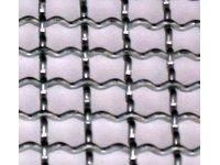 Siatka krepowana z drutu fi od 1,5mm do 6mm o oczkach od 3x3mm do 70x70mm - zdjęcie