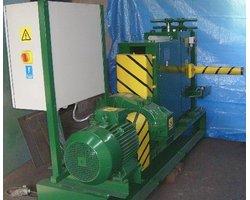 Urządzenie do krepowania drutu (krepiarka) o średnicy fi od 1,5mm do 6mm - zdjęcie