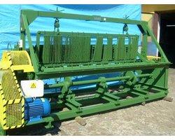 Krosno mechaniczne do tkania siatki o szerokości 1,5m; 2m; 2,5m - zdjęcie