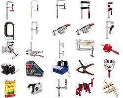 Ściski szybkomocujące, stolarskie, śrubowe, zwornice i zaciski BESSEY - zdjęcie