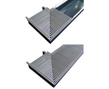 Moduły kątowe grzejników REGULUS-system Canal - zdjęcie