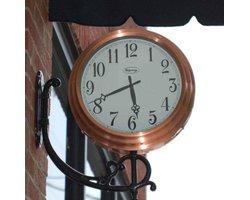 Zegary miejskie, zegary uliczne, zegary fasadowe - zdjęcie