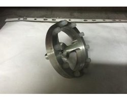 Wytaczanie, wytoczenie części, detali, elementów ze stali kwasoodpornej, automatowej, brązu, tworzyw - zdjęcie