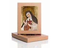 Ikona religijna Św. Teresa - zdjęcie
