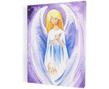 Anioł, obraz na płótnie canvas - zdjęcie
