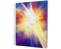 Duch Święty, obraz na płótnie canvas - zdjęcie
