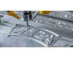 Obróbka, frezowanie CNC, produkcja, wykonanie detali, elementów cz?sci seryjnych, prototypów maszyn i urz?dzeń - zdj?cie