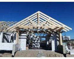 Projektowanie, prefabrykacja i montaż więźby dachowej - zdjęcie