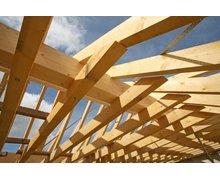 Więźba dachowa - zdjęcie